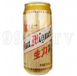 生力啤酒355ml