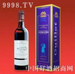 吉洛布利城堡红葡萄酒-2005