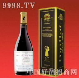 吉洛珍藏版干白葡萄酒(莎当妮)