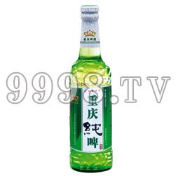 重庆纯啤绿瓶