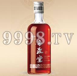 会稽山帝聚堂精雕酒(银标)