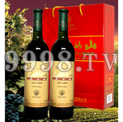 礼品原汁山葡萄酒