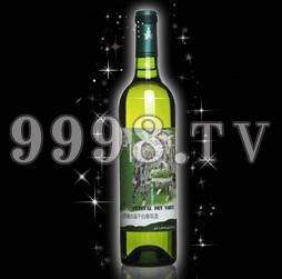 水晶干白葡萄酒
