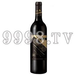 汉森三星解百纳干红葡萄酒