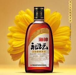 海神祖坛5年陈酿花雕酒