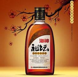 海神祖坛6年陈酿花雕酒
