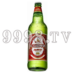 红石梁春节版啤酒
