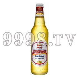 红石梁山泉啤酒