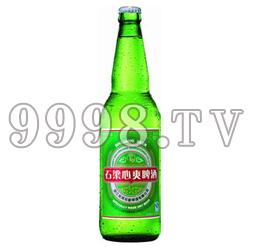 石梁心爽啤酒