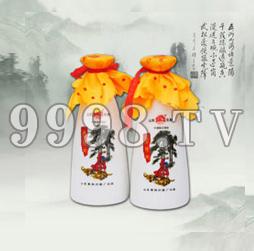 景阳冈大酒壶