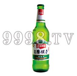 三泰银杏啤酒(原生态)