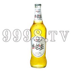 银雪纯生啤酒