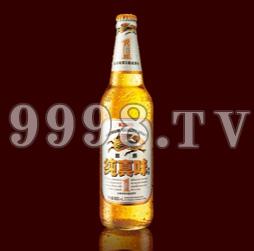 麒麟纯真味啤酒