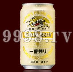 麒麟-番榨(罐装)啤酒