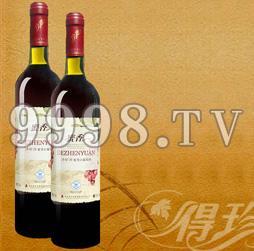 蜜香山葡萄酒