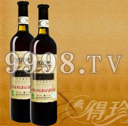 一品长白红干红葡萄酒