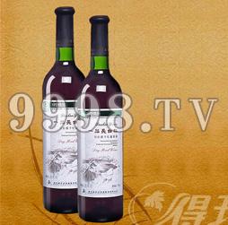一品长白红干红葡萄酒(干型)
