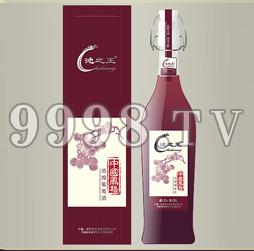 中国风格特级浓缩红葡萄酒