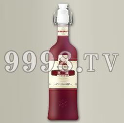 寒域三重浓缩红葡萄酒