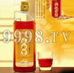 清雅五年枸杞黄酒
