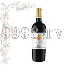 珍藏有机干红葡萄酒