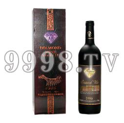 赤霞干红酒