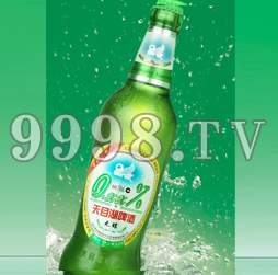 天目湖无醇啤酒(508毫升)