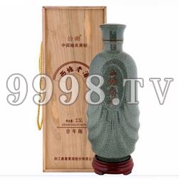 西塘老酒廿年陈