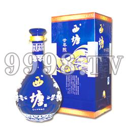 西塘廿年陈黄酒
