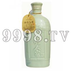 西塘人家十年陈黄酒
