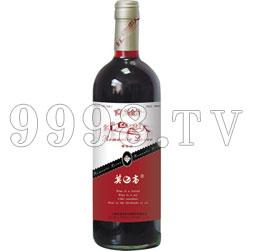莫高红色恋人甜型葡萄酒