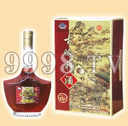 600ml古岭神酒(珍品礼盒)