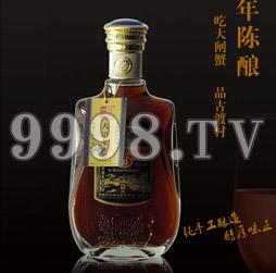 大闸蟹专饮酒十年陈