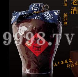 手酿老酒1000ml