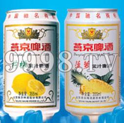 11ºP燕京柠檬、菠萝果味千赢国际手机版