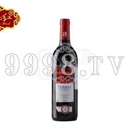 云南红特瑞斯红葡萄酒