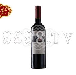 云南红2004克瑞昂萨红葡萄酒