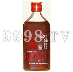 西塘老酒-西塘七年陈黄洒(红透)
