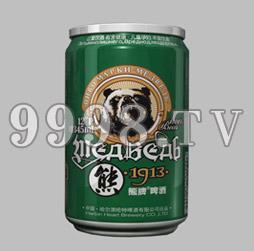 熊牌啤酒1913