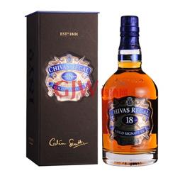 芝华士18年威士忌