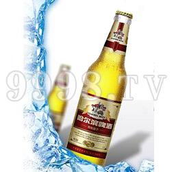 哈尔滨超干啤酒