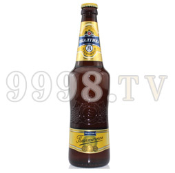 波罗的海啤酒(8号小麦啤酒)