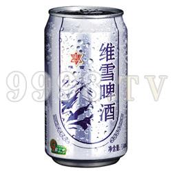 维雪啤酒-罐装
