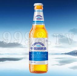 千岛湖啤酒品味7度330ml