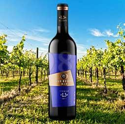 类人首L3干红葡萄酒