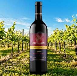 类人首2009经典干红葡萄酒