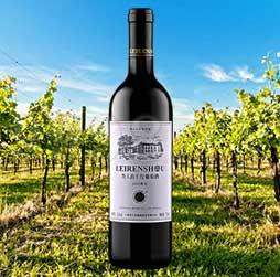 类人首2008精品干红葡萄酒