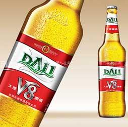 大理V8啤酒