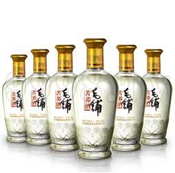 毛铺苦荞酒・黑荞42.8度500ml(6瓶箱装)