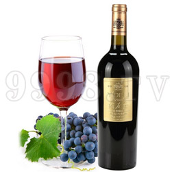 冷谷臻藏铜牌干红葡萄酒